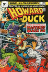 Cover Thumbnail for Howard the Duck (1976 series) #3 [British Price Variant]