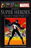 Cover for The Ultimate Graphic Novels Collection (Hachette Partworks, 2011 series) #7 - Marvel Super Heroes: Secret Wars Part 2