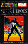 Cover for The Ultimate Graphic Novels Collection (Hachette Partworks, 2011 series) #7 - Marvel Super Heroes: Secret Wars Part 2