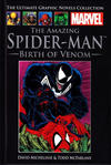 Cover for The Ultimate Graphic Novels Collection (Hachette Partworks, 2011 series) #9 - The Amazing Spider-Man: The Birth of Venom