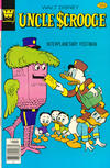 Cover Thumbnail for Uncle Scrooge (1963 series) #154 [Whitman]