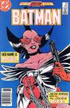 Cover for Batman (DC, 1940 series) #401 [Newsstand]