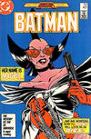 Cover for Batman (DC, 1940 series) #401 [No Cover Date]