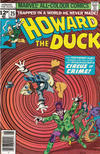 Cover Thumbnail for Howard the Duck (1976 series) #25 [British]