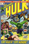 Cover Thumbnail for The Incredible Hulk (1968 series) #150 [British Price Variant]