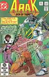 Cover for Arak / Son of Thunder (DC, 1981 series) #8 [Direct]