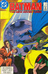 Cover for Batman (DC, 1940 series) #411 [DC Comics Aren't Just for Kids! UPC]