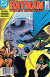 Cover Thumbnail for Batman (1940 series) #411 [Newsstand Variant]