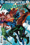 Cover for Aquaman (DC, 2016 series) #6 [Walker / Hennessy Cover]
