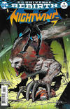 Cover for Nightwing (DC, 2016 series) #4