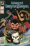 Cover for Advanced Dungeons & Dragons Comic Book (DC, 1988 series) #8 [Newsstand]