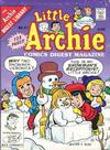 Cover for Little Archie Comics Digest Magazine (Archie, 1985 series) #41 [Direct]