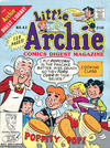 Cover for Little Archie Comics Digest Magazine (Archie, 1985 series) #42 [Direct]