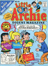 Cover for Little Archie Comics Digest Magazine (Archie, 1985 series) #48 [Direct]
