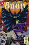 Cover Thumbnail for Batman (1940 series) #491 [Second Printing]