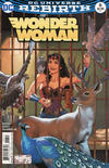 Cover for Wonder Woman (DC, 2016 series) #6 [Nicola Scott Cover]