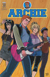 Cover for Archie (Archie, 2015 series) #11 [Cover B - Sanya Anwar]