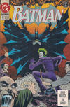 Cover for Batman (DC, 1940 series) #491 [Third Printing]