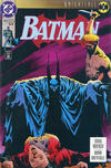 Cover for Batman (DC, 1940 series) #493 [Second Printing]