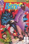 Cover for Batman (DC, 1940 series) #492 [Third Printing]