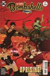 Cover for DC Comics: Bombshells (DC, 2015 series) #17