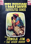 Cover for Television Favourites Comic (World Distributors, 1958 series) #2