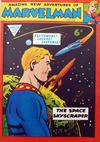 Cover for Marvelman (L. Miller & Son, 1954 series) #316