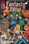 Cover for Fantastic Four (Marvel, 1998 series) #26 [Newsstand]