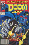 Cover Thumbnail for Doom 2099 (1993 series) #3 [Newsstand]