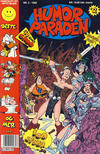 Cover for Humorparaden (Semic, 1992 series) #2/1992