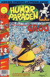 Cover for Humorparaden (Semic, 1992 series) #1/1994
