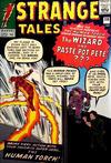Cover for Strange Tales (Marvel, 1951 series) #110 [British]