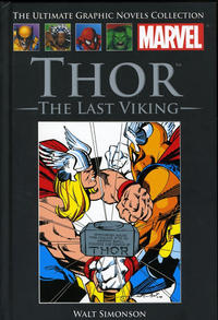 Cover Thumbnail for The Ultimate Graphic Novels Collection (Hachette Partworks, 2011 series) #5 - Thor: The Last Viking