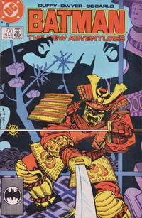 Cover for Batman (DC, 1940 series) #413 [Newsstand]