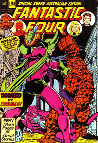 Cover Thumbnail for Fantastic Four (Yaffa / Page, 1979 ? series) #194