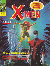 Cover Thumbnail for Secret Lives of the X-Men (Yaffa / Page, 1981 series)