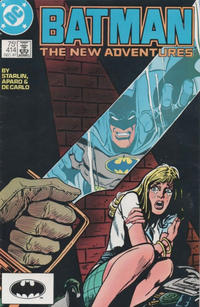Cover for Batman (DC, 1940 series) #414 [Direct Sales]