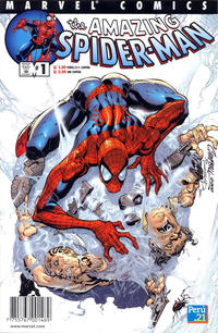 Cover Thumbnail for Amazing Spider-Man (El Comercio, 2008 series) #1 (471)