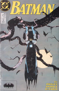 Cover for Batman (DC, 1940 series) #431 [Direct Edition]