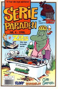 Cover Thumbnail for Serieparaden (Hjemmet / Egmont, 1997 series) #4/1998