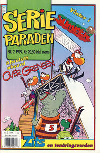 Cover Thumbnail for Serieparaden (Hjemmet / Egmont, 1997 series) #2/1999