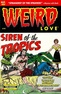 Cover Thumbnail for Weird Love (IDW, 2014 series) #14