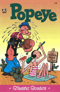 Cover Thumbnail for Classic Popeye (IDW, 2012 series) #50