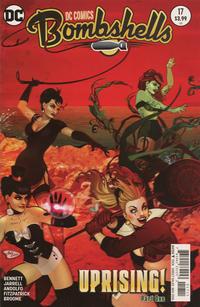 Cover Thumbnail for DC Comics: Bombshells (DC, 2015 series) #17