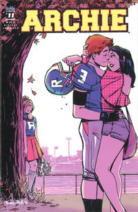 Cover Thumbnail for Archie (Archie, 2015 series) #11 [Cover C - Thomas Pitilli]