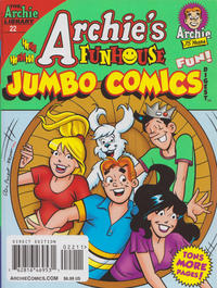Cover Thumbnail for Archie's Funhouse Double Digest (Archie, 2014 series) #22