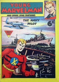 Cover Thumbnail for Young Marvelman (L. Miller & Son, 1954 series) #324