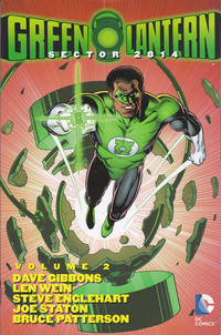 Cover Thumbnail for Green Lantern: Sector 2814 (DC, 2012 series) #2