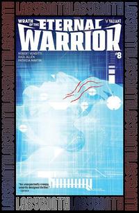 Cover Thumbnail for Wrath of the Eternal Warrior (Valiant Entertainment, 2015 series) #8 [Cover A - Raúl Allén]
