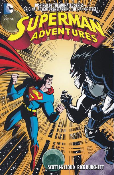 Cover for Superman Adventures (DC, 2015 series) #2